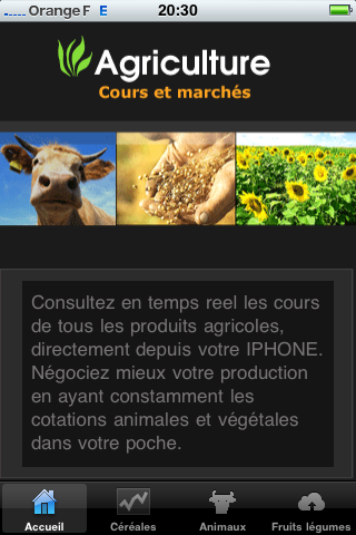 Application iphone pour site de rencontre